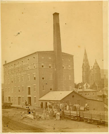 The Empire Barley Mills ~