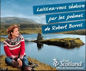 Jeu concours : Gagnez 1 voyage en Ecosse pour 2 personnes d'1 semaine