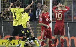 أهداف مباراة بروسيا دورتموند و بايرن ميونخ 1-0 في الدوري الالماني 11-4-2012