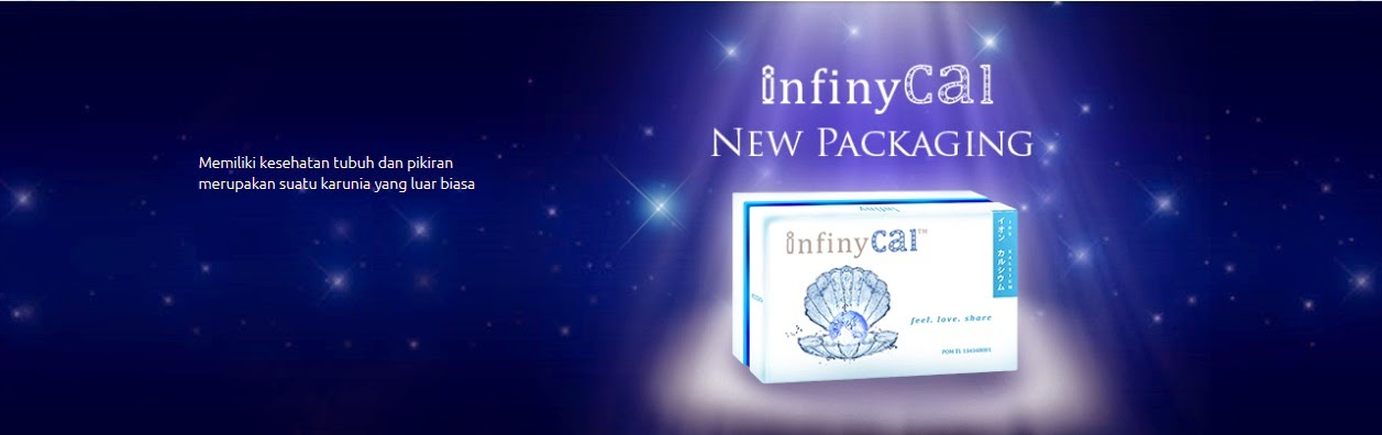 InfinyCal Pearl Ion Calcium