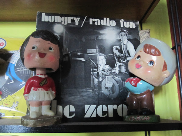 THE ZEROS Hungry Small Wonders records / 1977 / UK punk