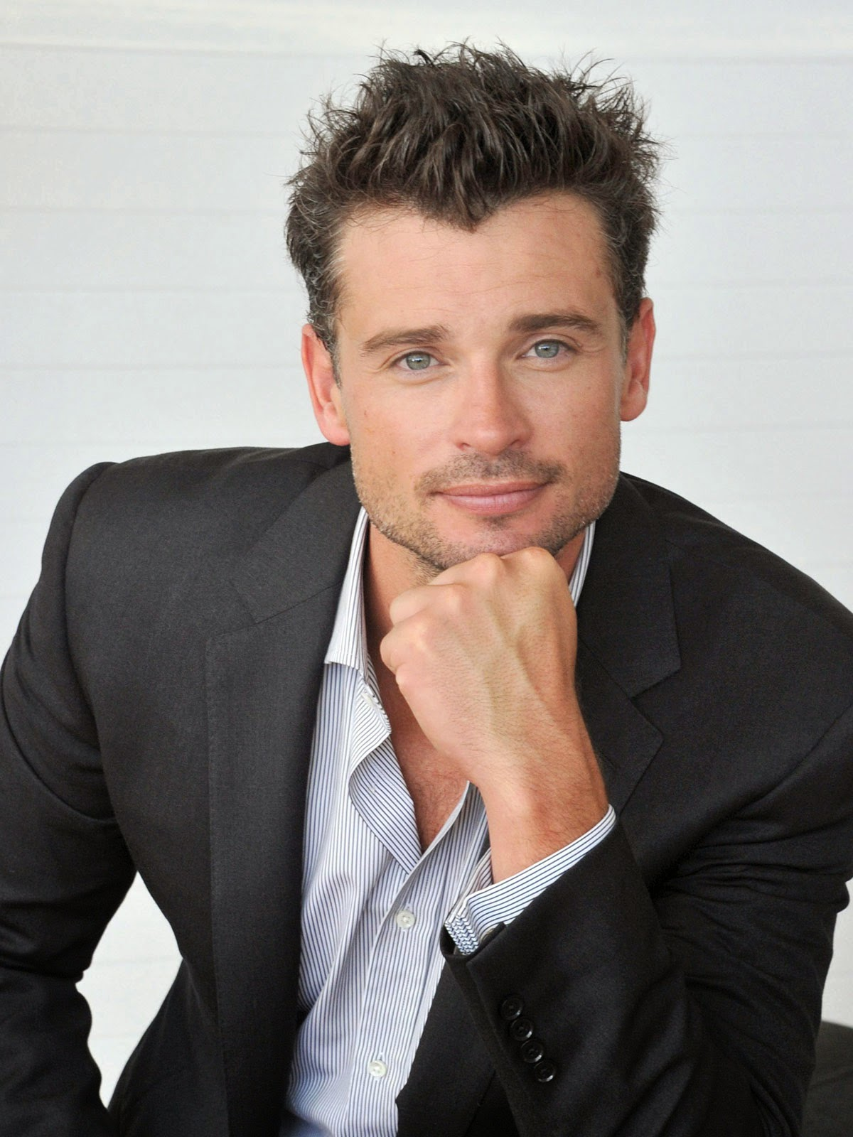 American Producer Tom Welling New Photos