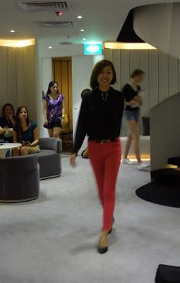 Jonah model training, Noel Caleb, Singapore, The Co