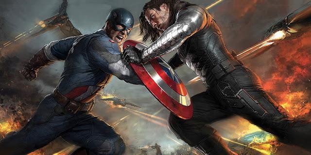 James Buchanan Bucky Barnes Character Review - Vs Captain America