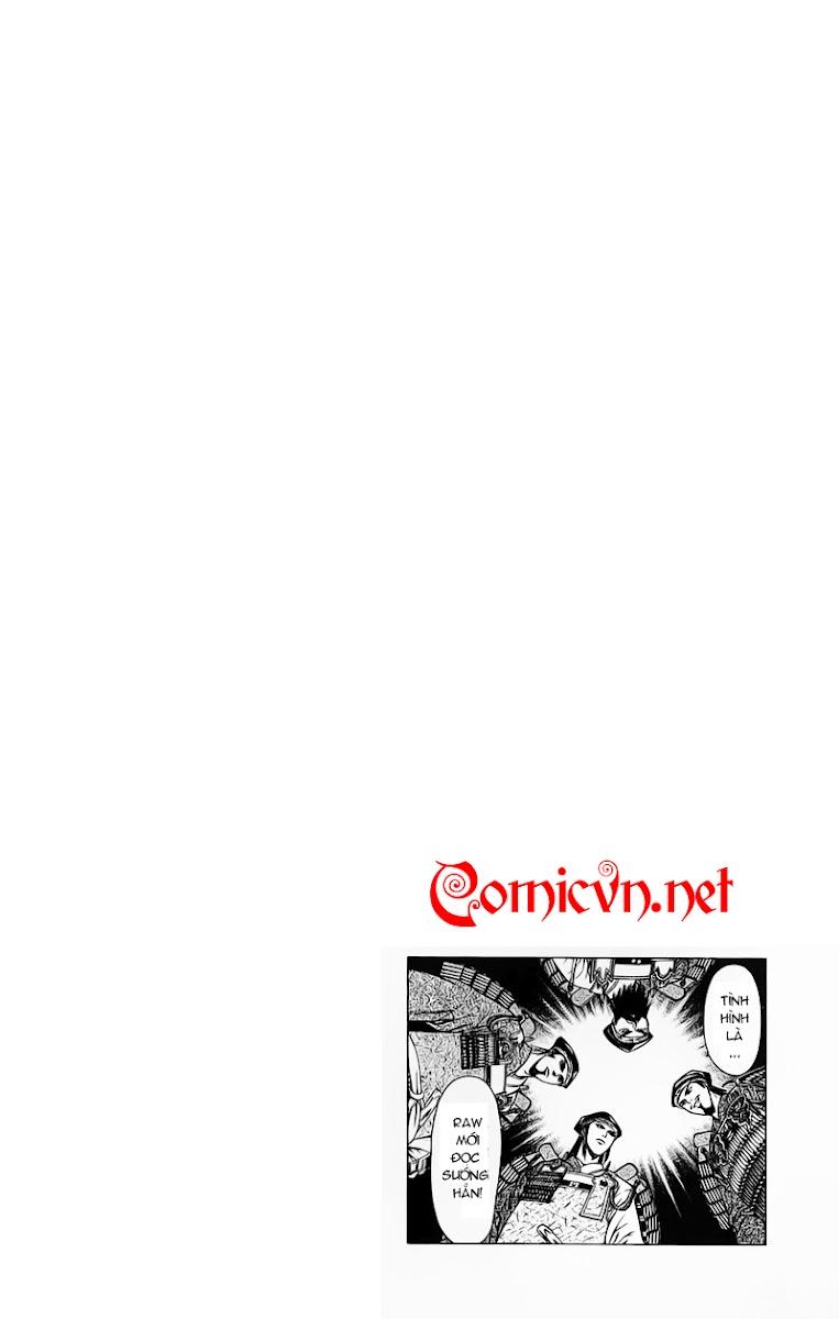 Sanzokuou - Sơn tặc Seyu: Chapter 48