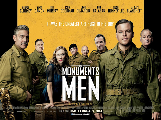 Pemain The Monuments Men