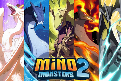 Download  Mino Monsters 2 Evolution v4.0.77 Apk Android