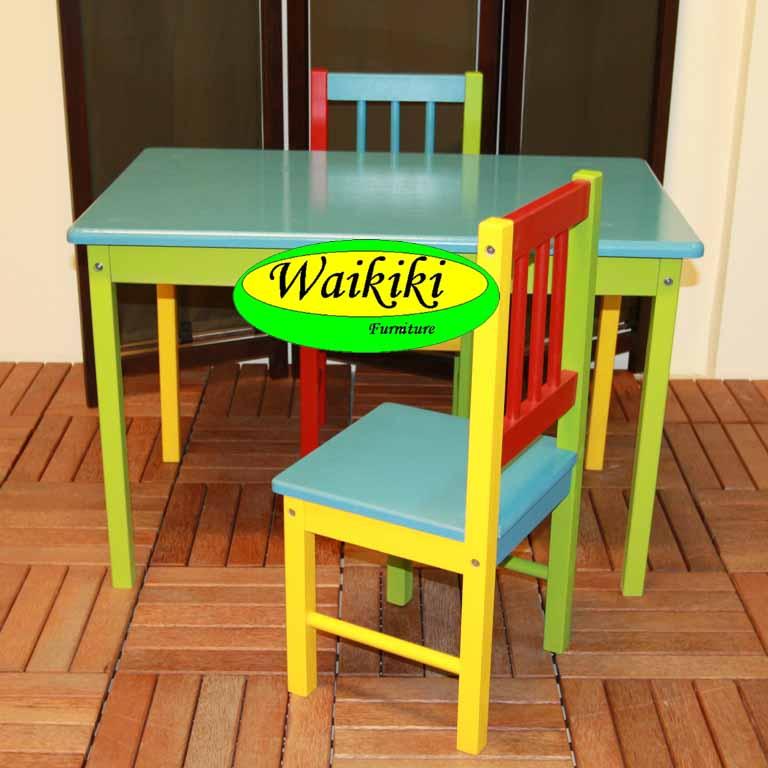 Simple Meja Belajar Anak Ask Home Design