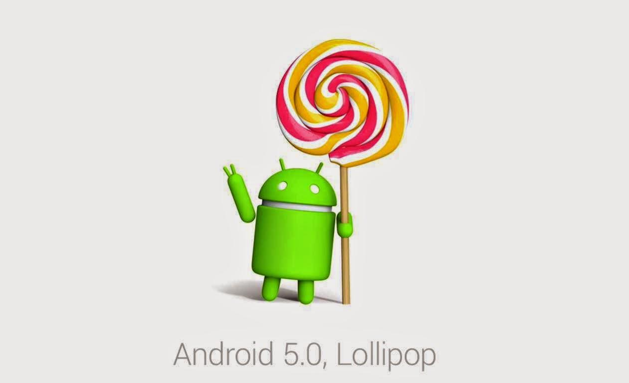 Kehadiran OS Terbaru, Android 5.0 Lollipop Dengan Keunggulannya