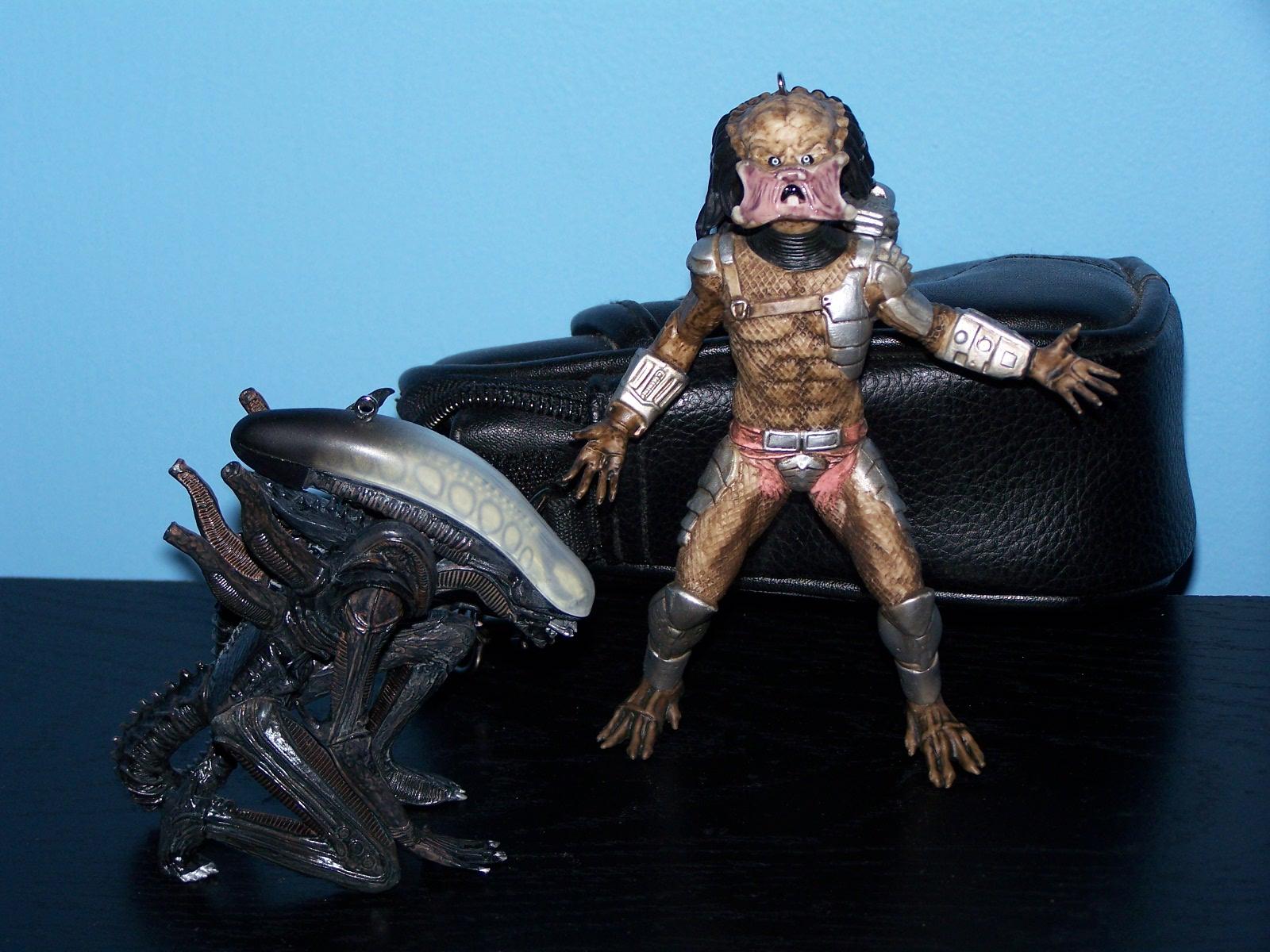 A Look at Hallmarks Predator Ornament