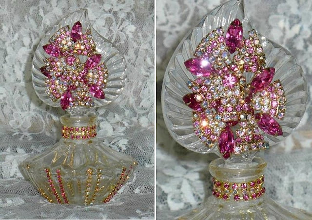 Beautiful Perfume Bottles