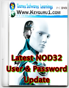 Get Daily NOD32 Working Keys For Free