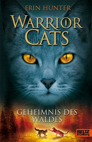 Warrior Cats Pictures on Sabrina S Books  Buchrezension  Warrior Cats Geheimnis Des Waldes