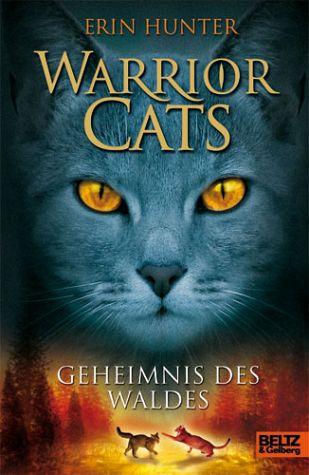 Warrior Cats Pictures on Sabrina S Books  Buchrezension  Warrior Cats Geheimnis Des Waldes