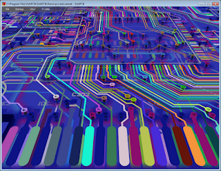ZofzPCB 3D gerber viewer