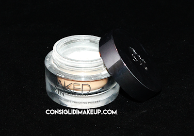 Review: Cipria in Polvere Ultra Definizione Naked Skin  - Urban Decay