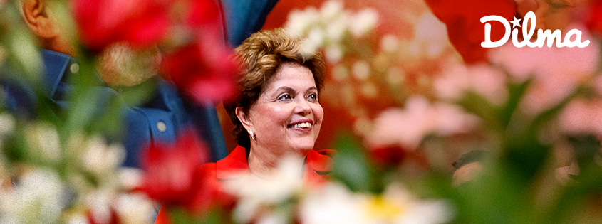 Meu voto é 13, Dilma