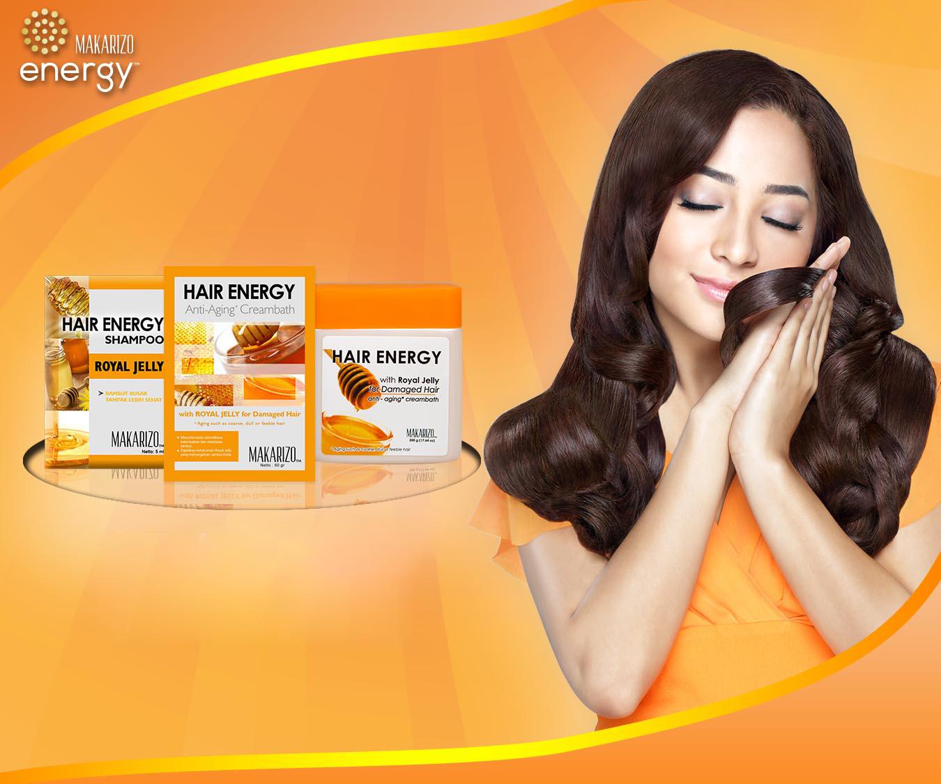 HONEYSUCKLE...  Cara Merawat Rambut Rusak Dengan Creambath Bahan Alami c6b7e8fbef