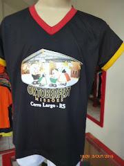 Camisa da 21ª.Oktoberfest Missões