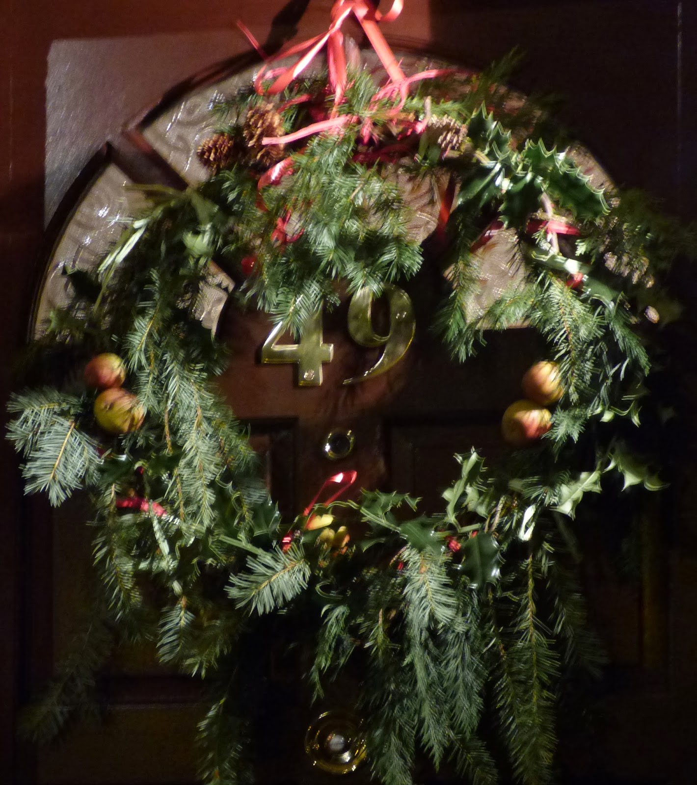 Ruth's Embroidery: Christmas Decorations