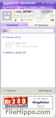 Yahoo Messenger 11 Offline Installer