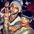 Joe Budden Parties in Las Vegas with Mimi Faust's BFF