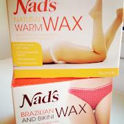 Nads Wax Pots.