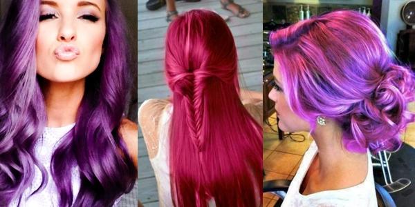 Vibrant Hair Color Ideas The HairCut Web