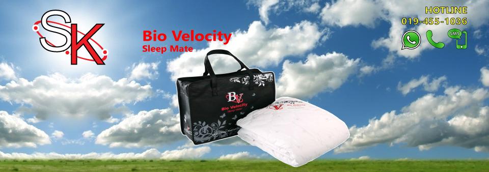 Solusi Kehidupan - Bio Velocity Sleep Mate
