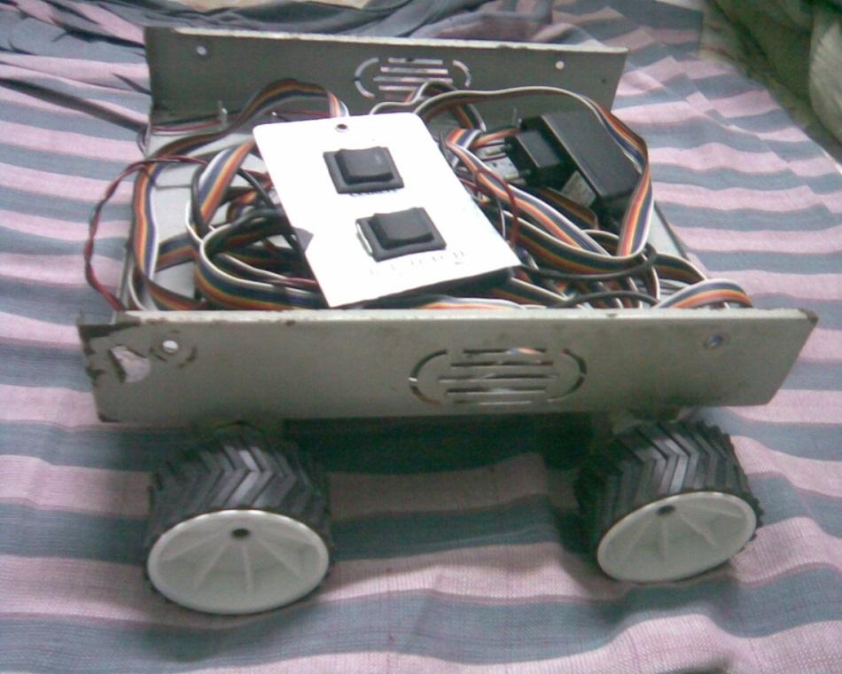 Build Your Own Robot At Home