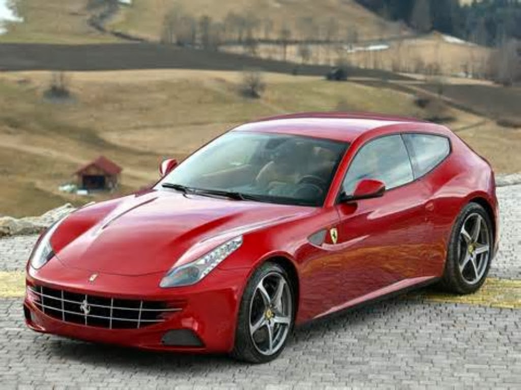 2014 Ferrari FF Car Wallpaper