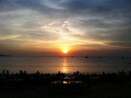 Jimbaran sunset
