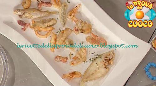 Gran fritto di commiato ricetta Pascucci da Prova del Cuoco