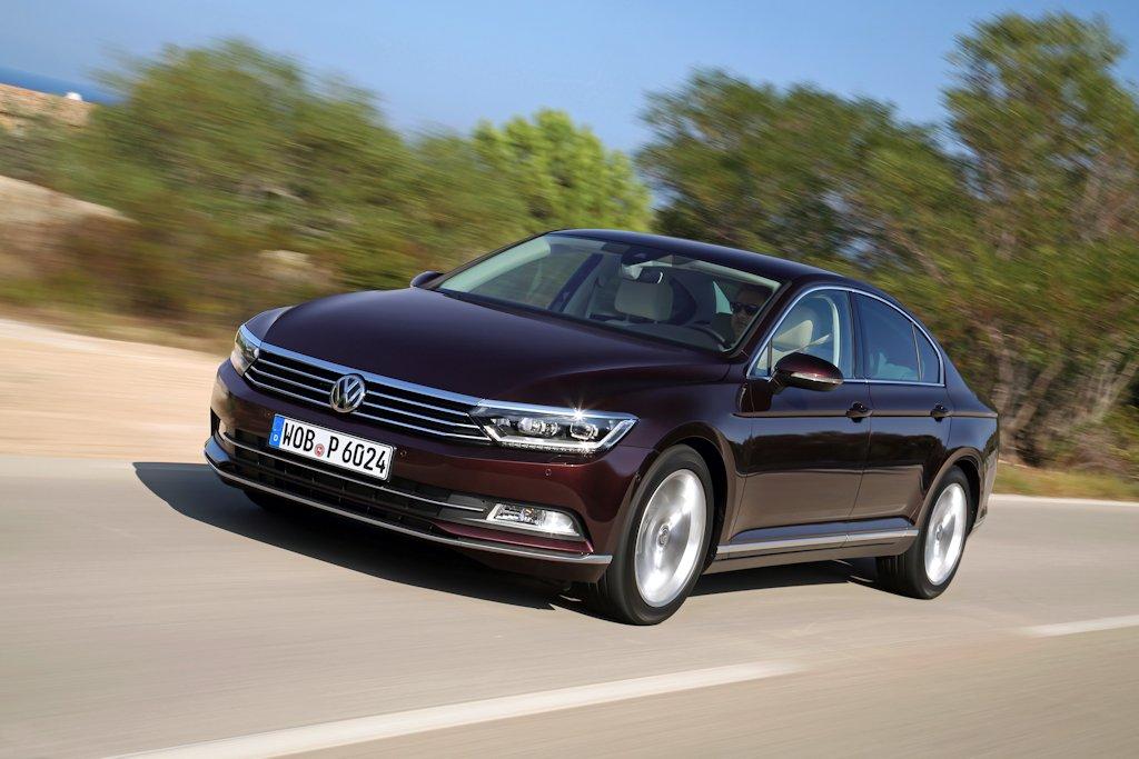 All-New 2015 Volkswagen Passat (B8) Arriving Soon | CarGuide.PH ...