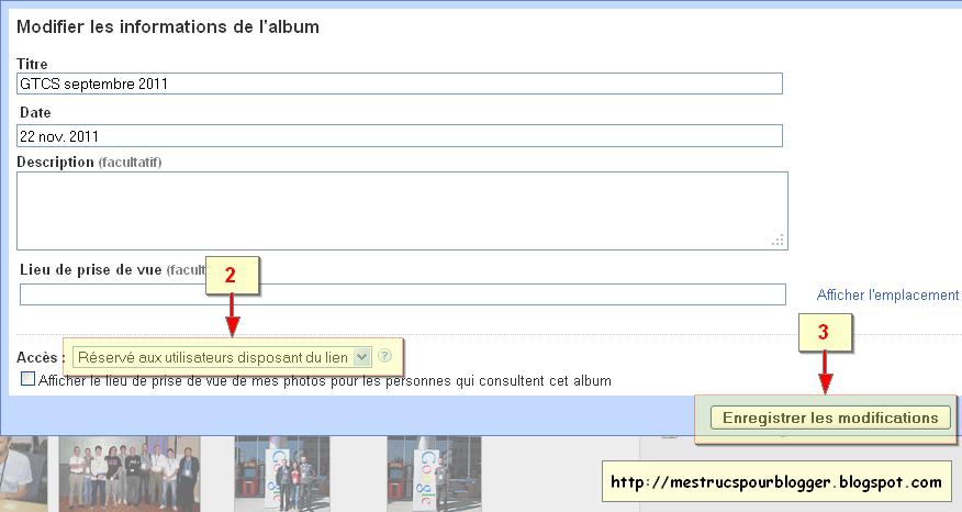 Mes trucs pour blogger ins rer un diaporama picasa dans for Code html lien nouvelle fenetre