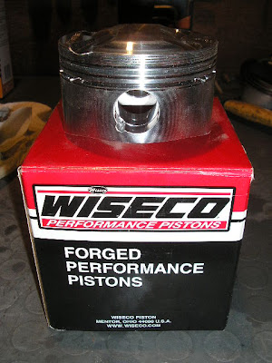 Pistone Wiseco Suzuki