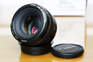 Apa saja kelebihan lensa fix 50mm?