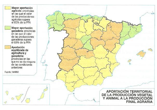 Ejercicios pr cticos apuntes y esquemas de geografia de for 4 usos del suelo en colombia