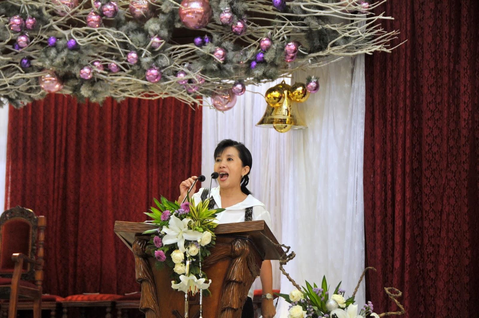 Perayaan Natal MKK - 25 Desember 2013 - Panggung Boneka
