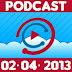 Chupim - Podcast - 02/04/2013
