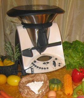 Cosekeso le funzioni della tecnologia il miracolo bimby - Macchina per cucinare bimby ...