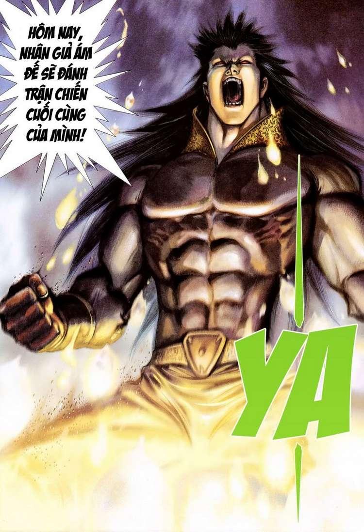 Võ Thần chap 300 Trang 8 - Mangak.info