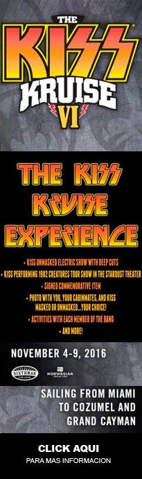 Kiss Kruise VI
