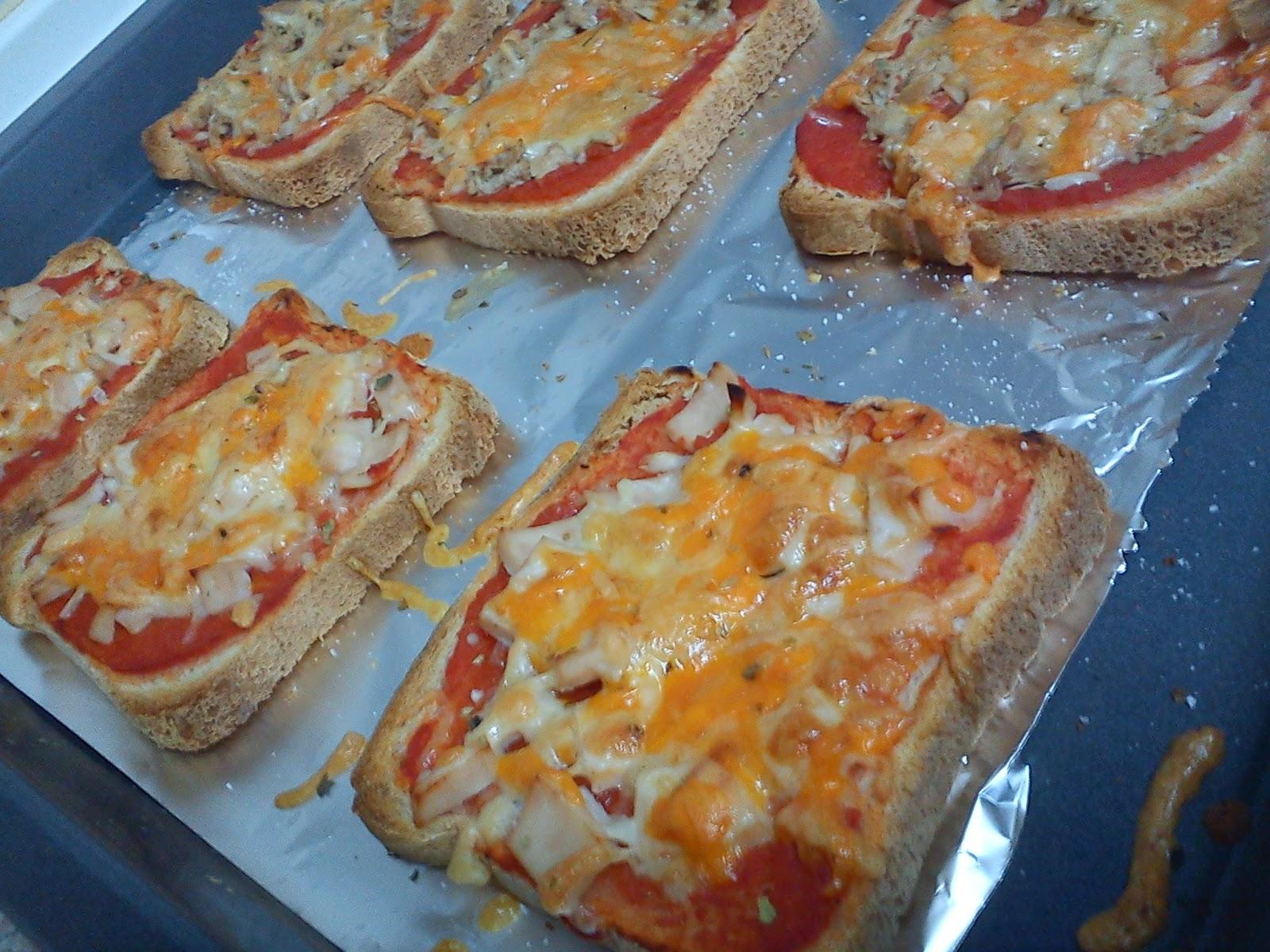 Mi Mam Cocina PIZZA FACIL RAPIDA Y BARATA