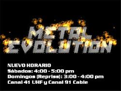 METAL EVOLUTION (NICARAHUA)