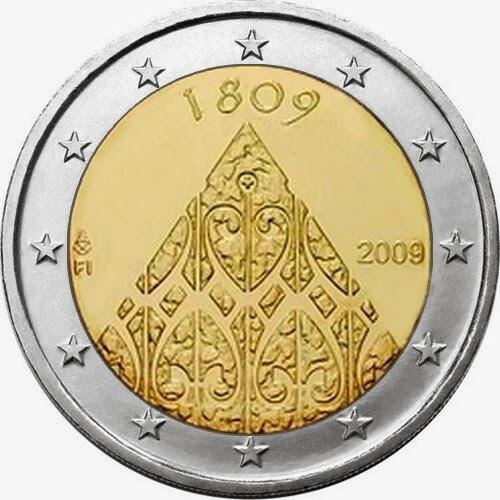 2 euro Finland 2009, Finnish autonomy