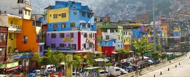 Passeios no Rio - Comunidade da Rocinha