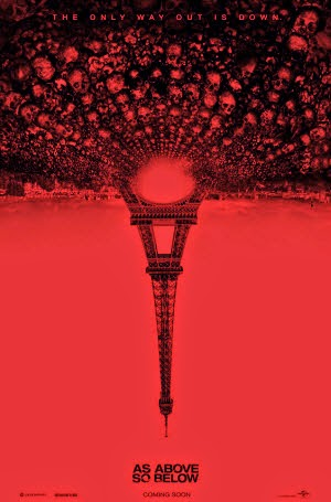 As Above, So Below: Theatrical Poster