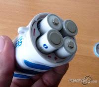 Steripen Batterien