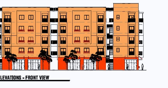 El paso development news design changes for apartment for 1200 first street ne 5th floor